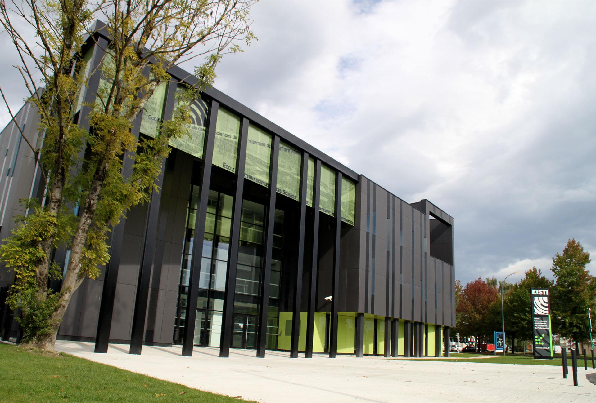 Campus de Pau CY Tech