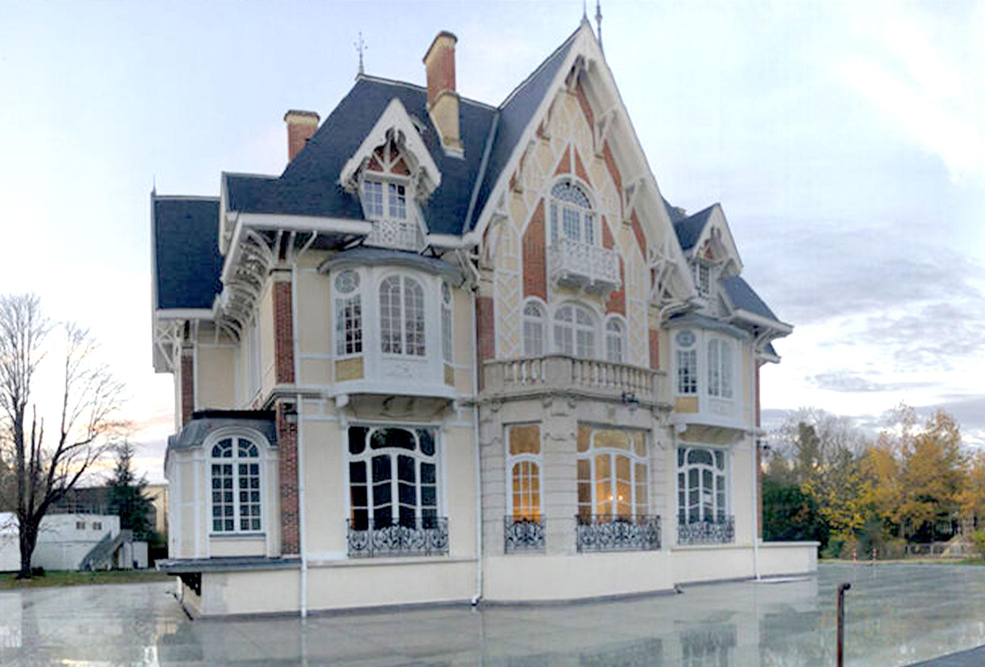 Campus de Saint-Germain-en-Laye CY Tech