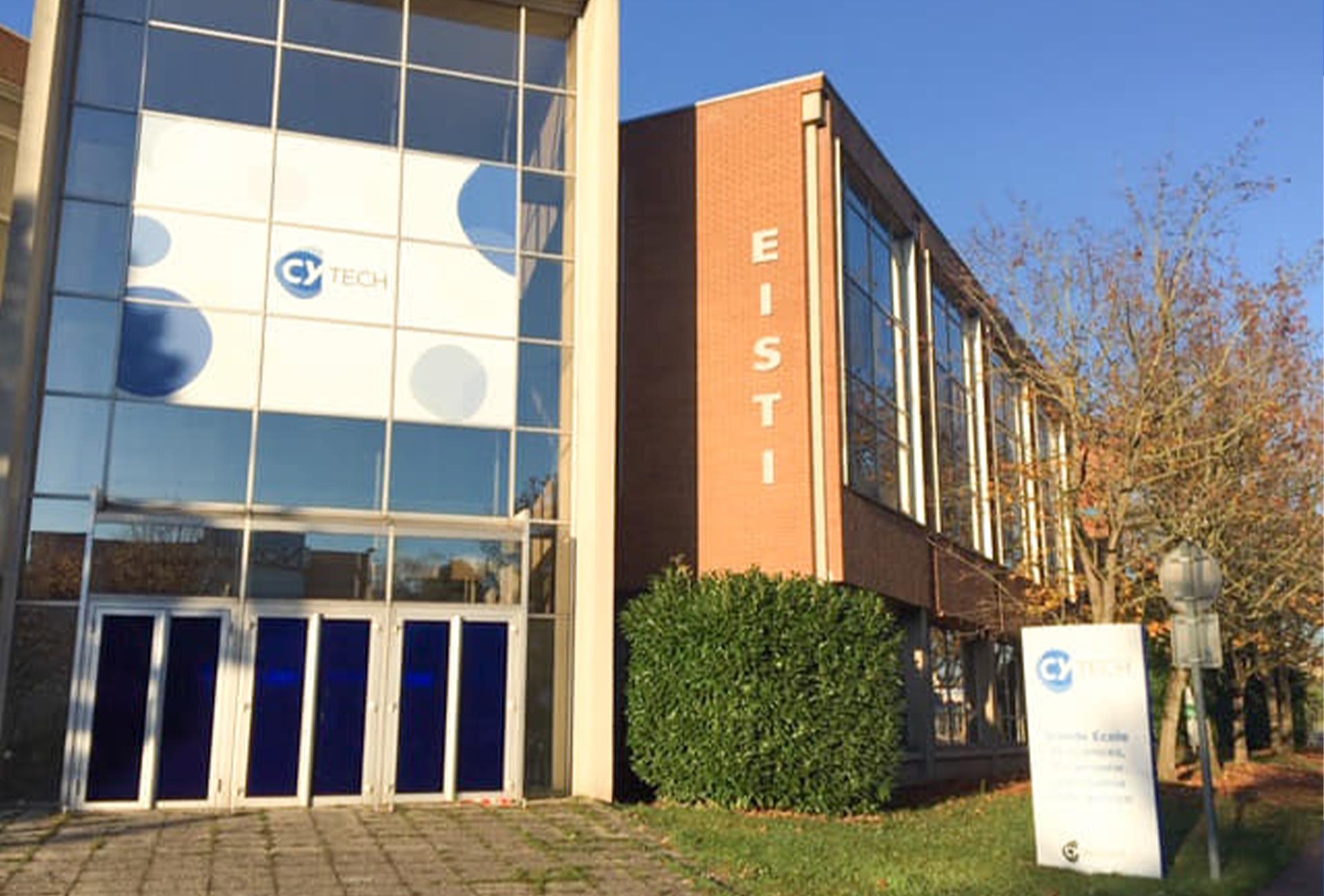 Campus de Cergy CY Tech